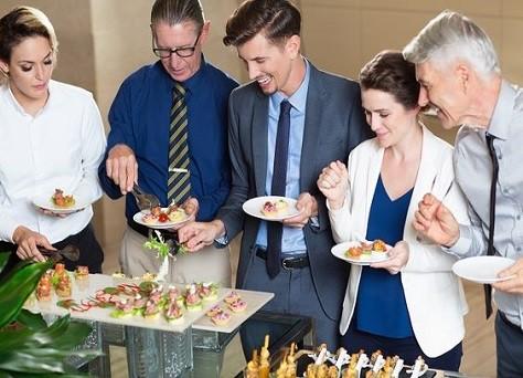 organizzazione di eventi aziendali con catering